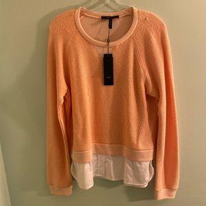 ***New w/tags sz L BCBG sweater